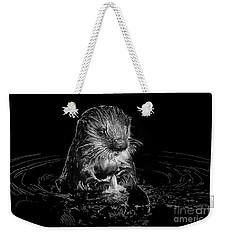 Simply Otter Weekender Tote Bag