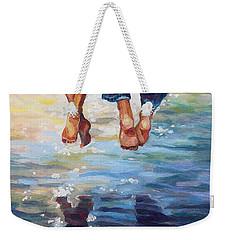 Simply Together Weekender Tote Bag
