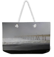 Weekender Tote Bag featuring the photograph Since You Left  by Laurie Search