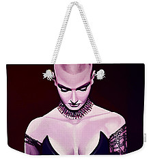 Sinead O'connor Weekender Tote Bag