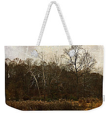Sing To Me Autumn Weekender Tote Bag