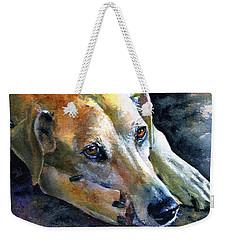 Singa Weekender Tote Bag by John D Benson
