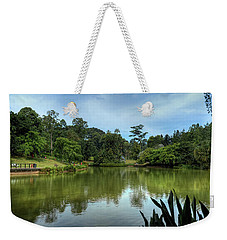 Singapore Botanical Gardens Weekender Tote Bag