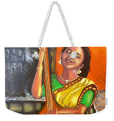 Singing @ Sunrise  Weekender Tote Bag