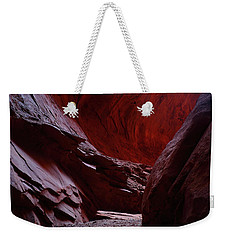 Singing Canyon At Grand Staircase Escalante National Monument In Utah Weekender Tote Bag