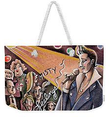 Singing Standards Weekender Tote Bag