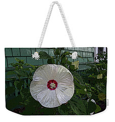 Single Bloom Weekender Tote Bag