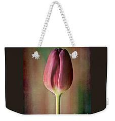 Single Stem Beauty Weekender Tote Bag