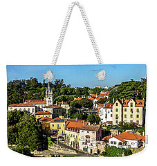 Sintra - The Most Romantic Village Of Portugal Weekender Tote Bag