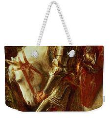 Sir Galahad Weekender Tote Bag