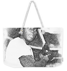 Rod Carew Weekender Tote Bag