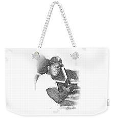 Sir Rodney Weekender Tote Bag