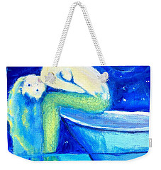 Siren Sea Weekender Tote Bag