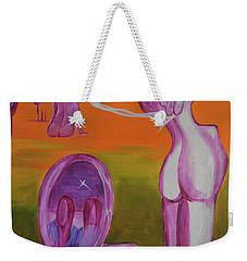 Sirens Weekender Tote Bag by Christophe Ennis