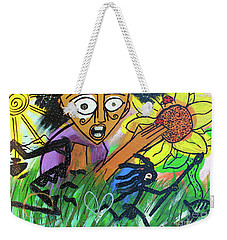 Sirius Daze Weekender Tote Bag