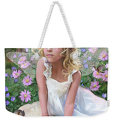 Sissy Fairy Weekender Tote Bag by Rob Corsetti