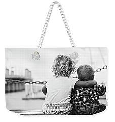 Sister And Brother Weekender Tote Bag