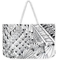 Sister Tangle Weekender Tote Bag