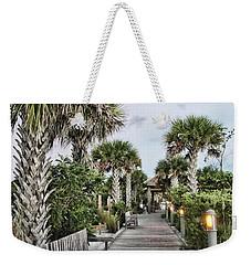 Sit N Relax Weekender Tote Bag