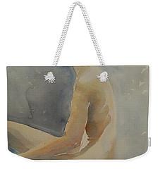 Sitting In Air Of Sun Weekender Tote Bag