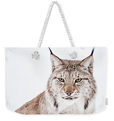 Sitting Pretty Weekender Tote Bag
