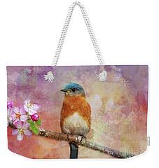Sitting Pretty Weekender Tote Bag by Geraldine DeBoer