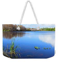 Six Mile Cypress Weekender Tote Bag
