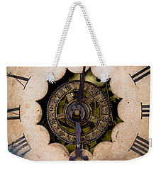 Six O'clock Weekender Tote Bag by Edgar Laureano