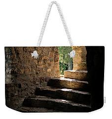 Six Steps And Sunlight Weekender Tote Bag
