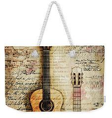 Six String Sages Weekender Tote Bag