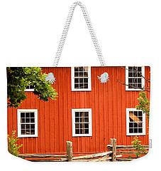 Six Windows Weekender Tote Bag by Ian  MacDonald