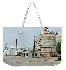 Sixth And Webster  2016bc Before Chip Weekender Tote Bag