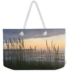 Weekender Tote Bag featuring the photograph Sixth Of July Sunrise by Barbara Ann Bell