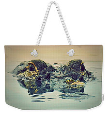 Size Matters Weekender Tote Bag
