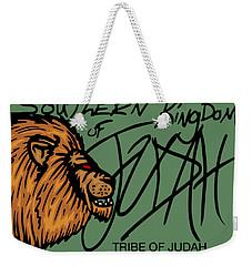 Sk Of Judah Weekender Tote Bag