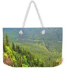 Skagway Alaska Weekender Tote Bag
