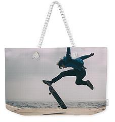 Skater Boy 003 Weekender Tote Bag