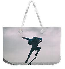 Skater Boy 004 Weekender Tote Bag