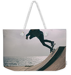 Skater Boy 007 Weekender Tote Bag