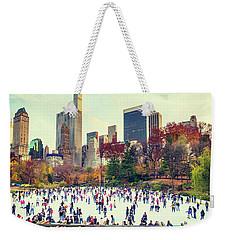 New York Central Park Weekender Tote Bag