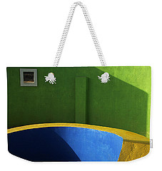 Skc 0305 The Fundamental Colors Weekender Tote Bag