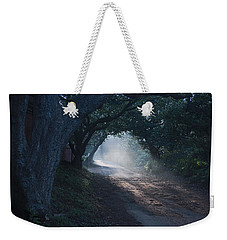 Skc 4671 Road Towards Light Weekender Tote Bag