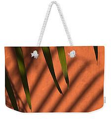 Skc 5521 Stripes Weekender Tote Bag by Sunil Kapadia