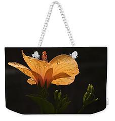 Skc 9937 Grace Of Hibiscus Weekender Tote Bag