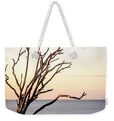 Skeleton Tree In The Ocean Weekender Tote Bag