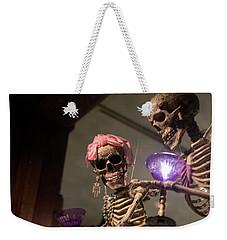 Skeletons Of Carmel Weekender Tote Bag