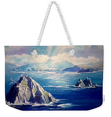 Skelligs Ireland Weekender Tote Bag