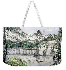 Skelton Lake Weekender Tote Bag