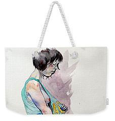 Sketch For Ac-dc Weekender Tote Bag