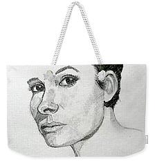 Sketch For Audrey I Weekender Tote Bag
